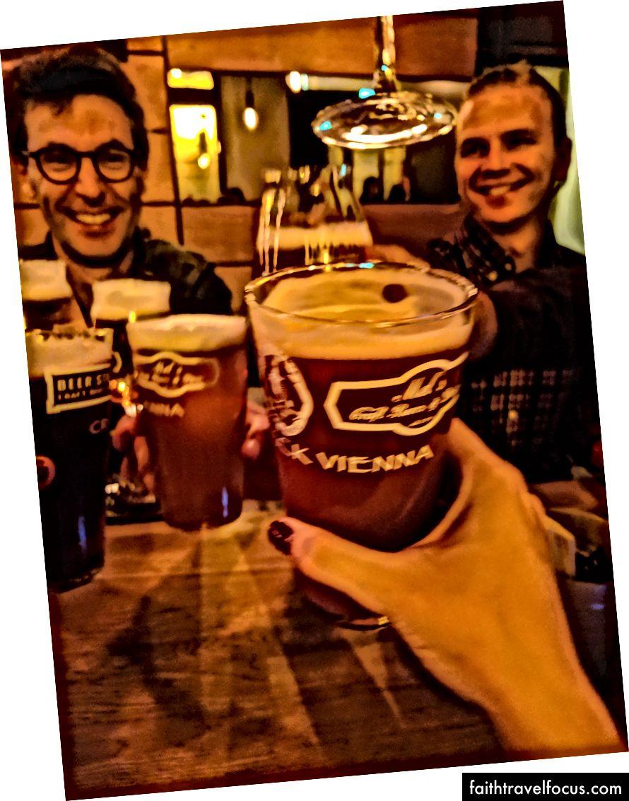 Mel's Craft Beer'de