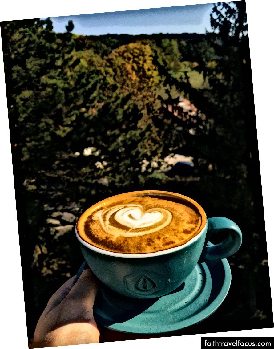 Floor'un muhteşem kahvesi