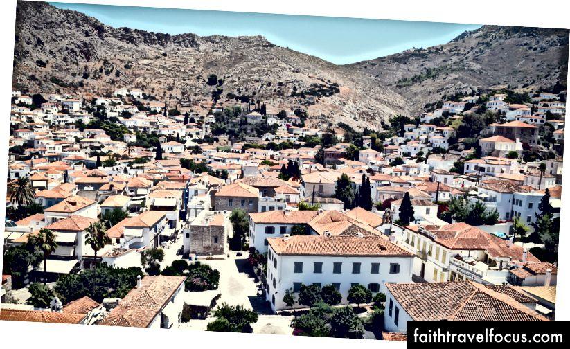 Thị trấn Hydra