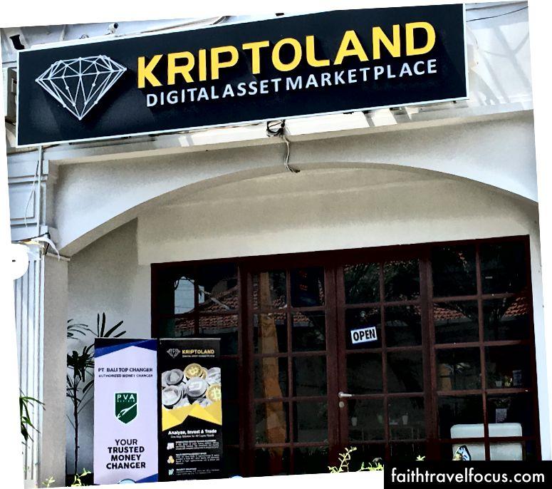 У Балі є Криптоленд!