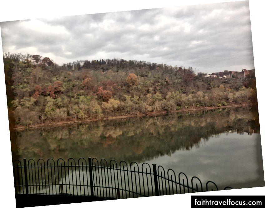 Bắn sông Monongahela, gần Pittsburgh - HPEB, 2016