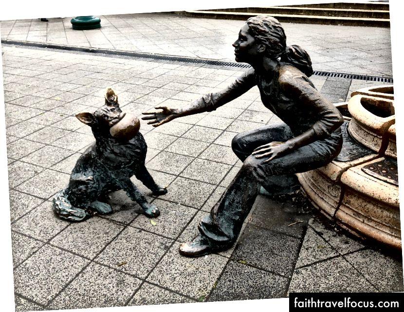 Будапештська скульптура
