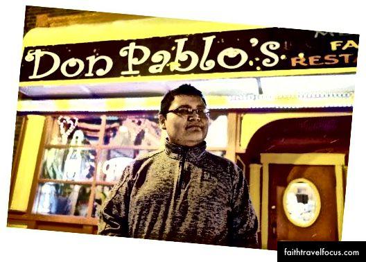 Ngay Israel là người thực sự Pablo Rodriguez (Ảnh từ bài viết gốc của Der Spiegel)