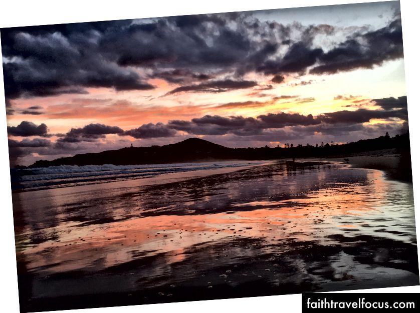 Sunrise Byron Bay, Австралія (Донна Кос)