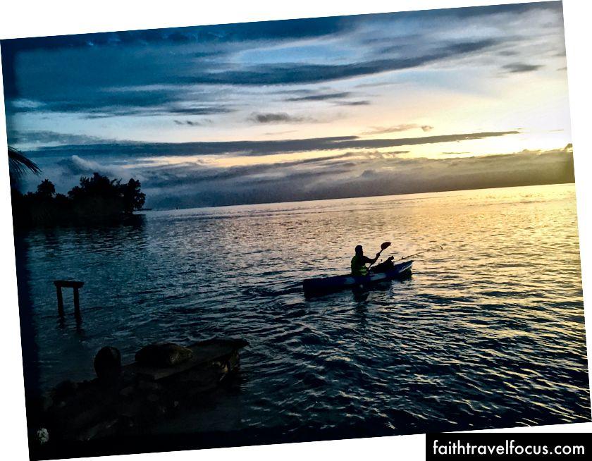 Französisch-Polynesien, Foto von Donna Kos