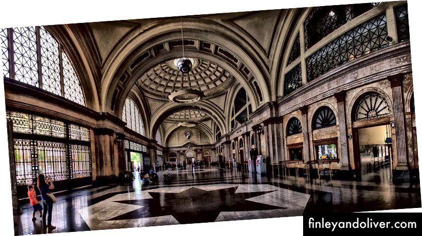 Station Barcelona França