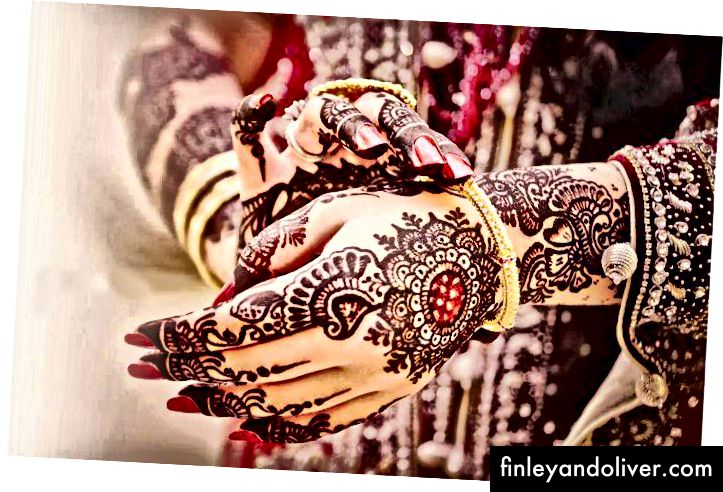 Mehandi Designs For Wedding (Bildekreditt: Google)