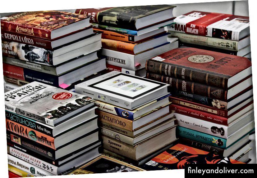 Beste bøker å lese så langt 2018 Oppdatert
