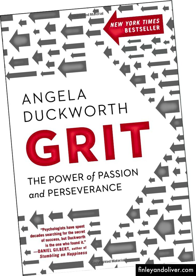 Grit, autor: Angela Duckworth