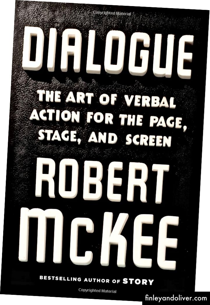 Dialogue, de Robert McKee.