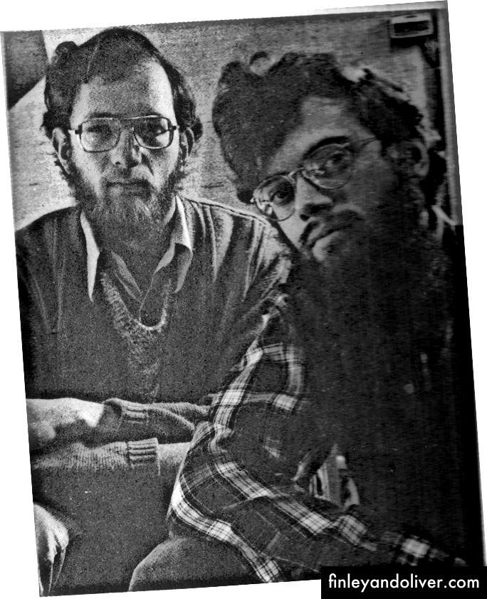Terence en Dennis McKenna