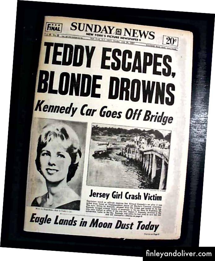 TIN TỨC SUNDAY, Thành phố New York, ngày 20 tháng 7 năm 1969. Tín dụng hình ảnh: Timothy Hughes Báo hiếm & sớm