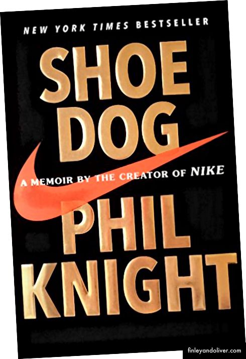 Shoe Dog van Phil Knight