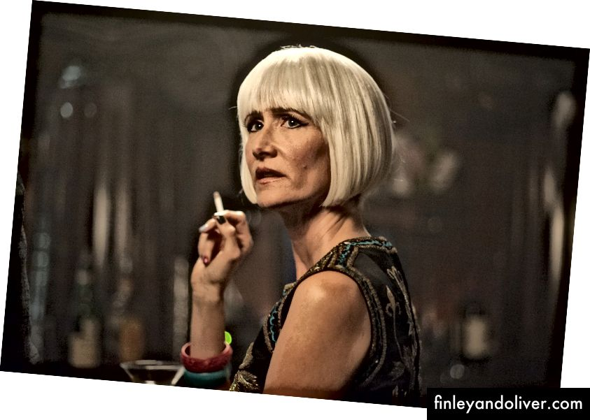 Laura Dern i 'Twin Peaks: The Return' | © Showtime