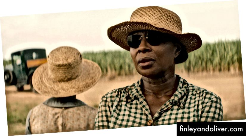 Mary J. Blige i 'Mudbound' | © Netflix