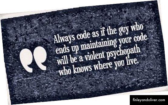 John Woods. Code voor leesbaarheid