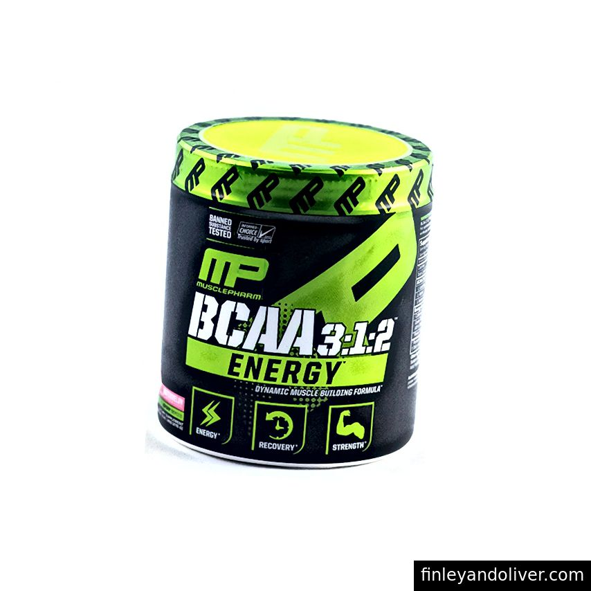 Musclepharm BCAA 3: 1: 2 Energy