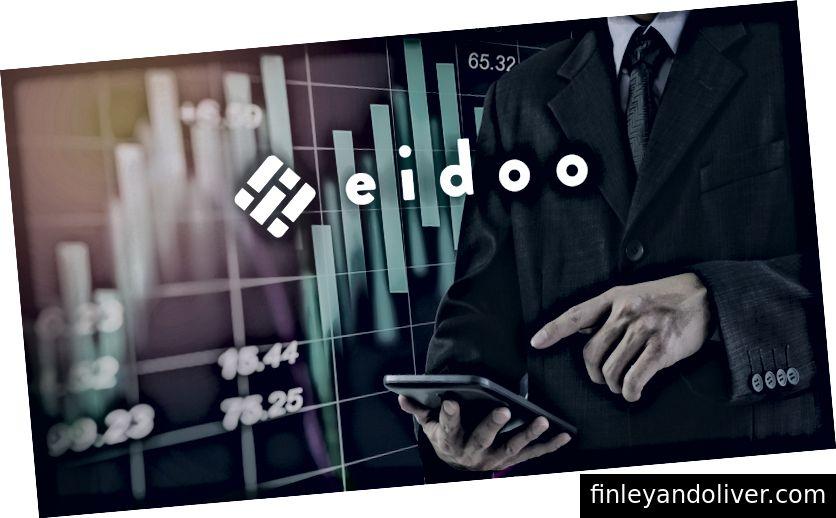 Eidoo is de beste ERC20-portemonnee op de markt