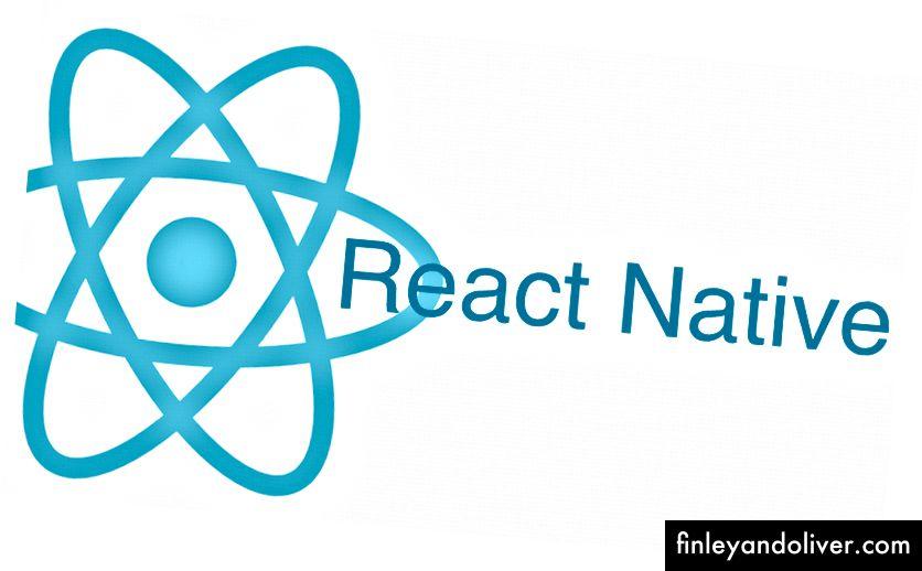 Зображення 1: Абстрактне зображення з логотипом React