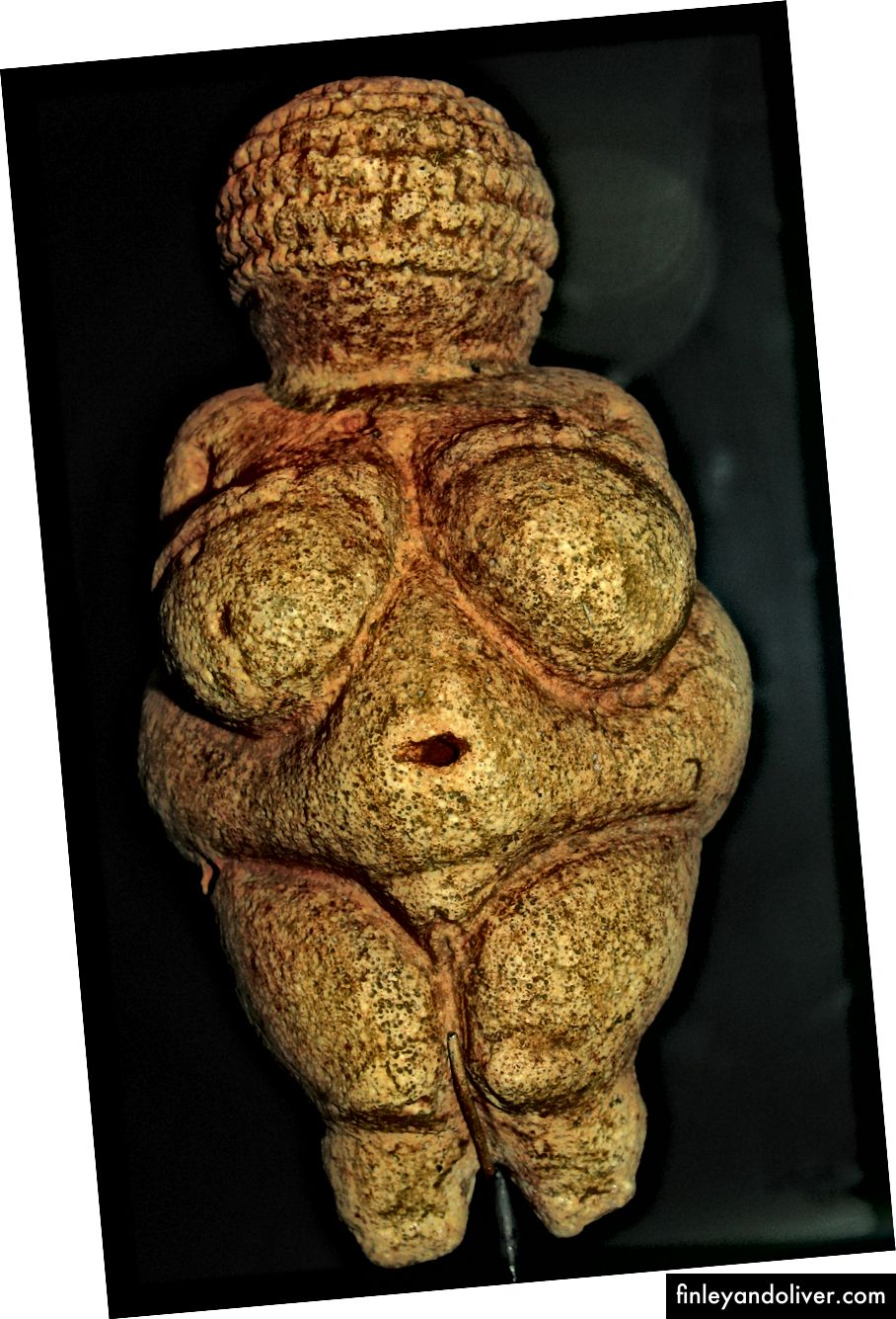 Venus of Willendorf (fotokreditt)