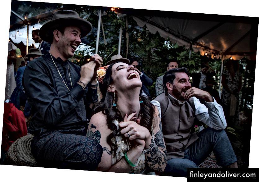 Steve & Lily | Cười trong suốt Câu chuyện Thời gian | Ảnh của Sebastian Lindstrom