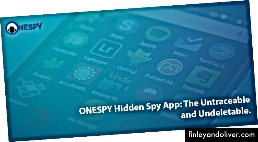 Ứng dụng Spy ẩn