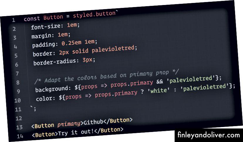 Düğmeye birincil sahne eklemek kolaydır!