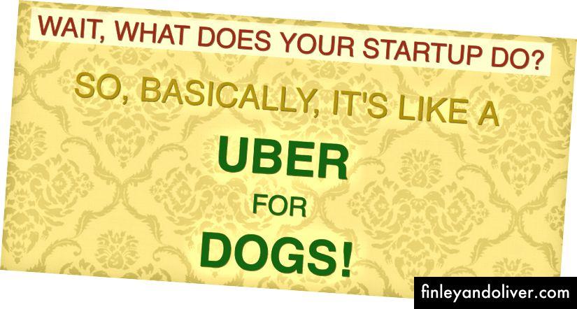 Uber για την ιστορία σκυλιών