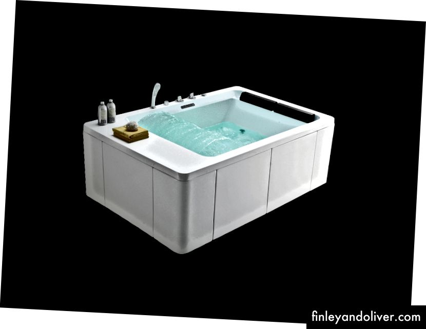 Bubble Bath Hydro-Massagesystem