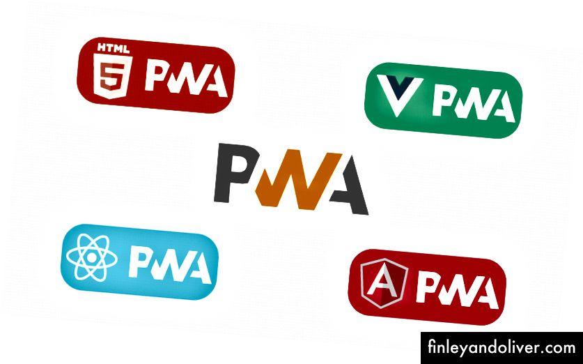 PWA любить працювати з усіма
