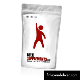 Bulksupplements Pure Hydrolyzed Collagen (Bovine)