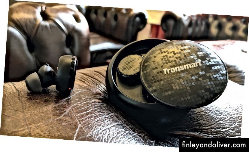 Review: Tronsmart Encore Spunky Buds