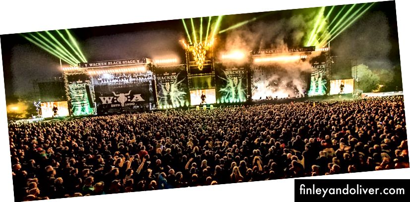 Wacken Open Air metal festivali