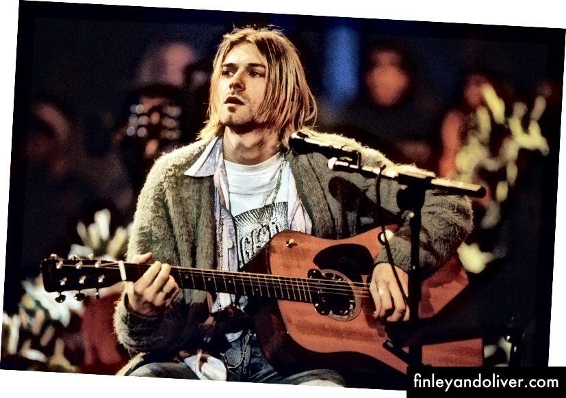 Το 'Unplugged' του MTV επιστρέφει στους ραδιοφωνικούς σταθμούς και γιορτάζουμε μετρώντας τα 15 καλύτερα επεισόδια, από το Jay-Z έως το Nirvana. Frank Micelotta / Getty Images