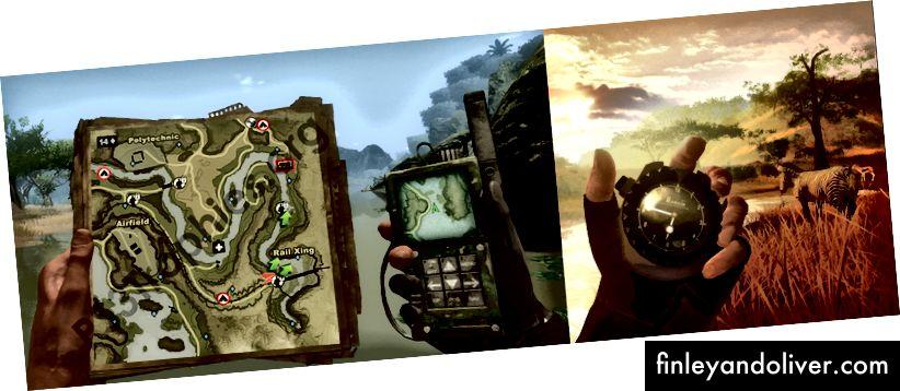 Far Cry 2-da ikkitomonlama qurolni ishlatmaslikning asl sababi.