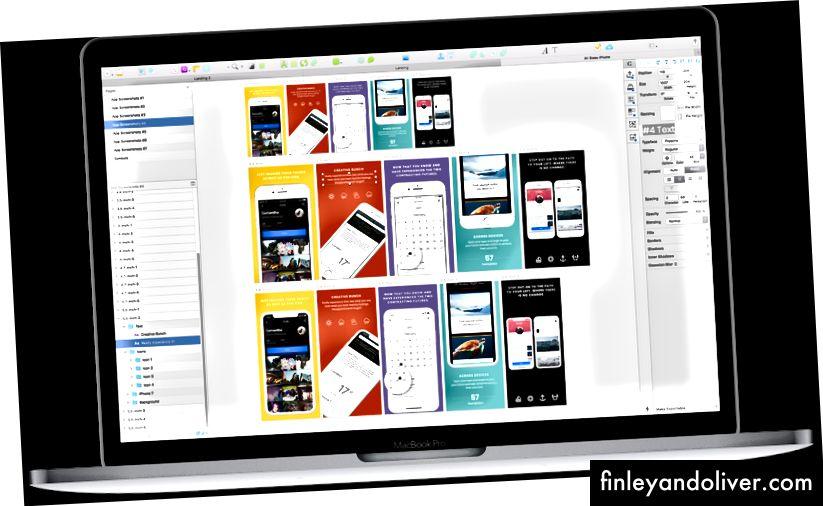 iOS Jetpack tilbyr flotte skissemaler for iOS