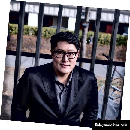 تيري نا ، الرئيس التنفيذي لشركة Fidelium