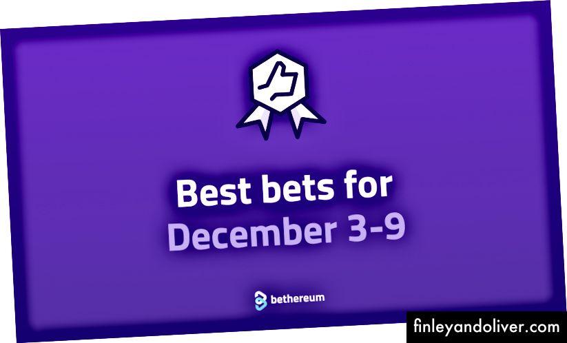 Đặt cược cho ngày 3 tháng 12 trận đấu9 trên game.bethereum.com!