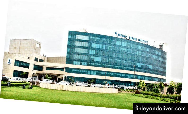 Νοσοκομείο Άρτεμις