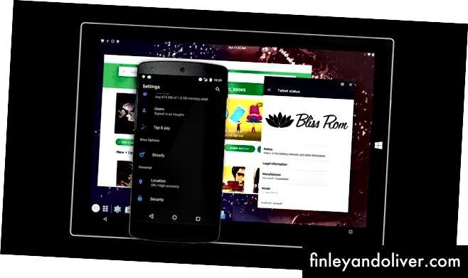En İyi Android Emülatörleri [Image © DesiSoch.Com]