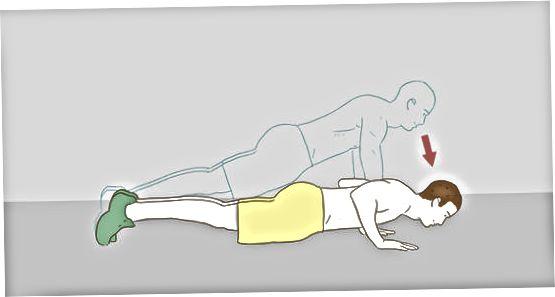 Рабіце практыкаванні для грудзей