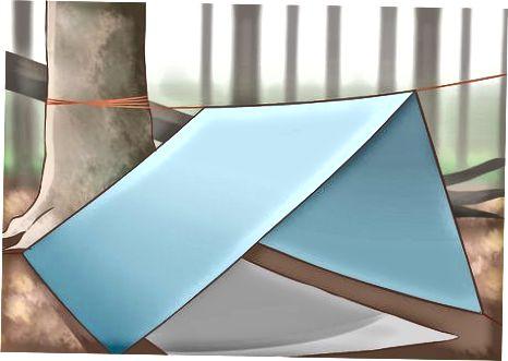 Ulepszanie bariery wiatrowej na twoim kempingu