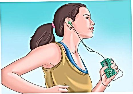 Utrzymywanie poziomów energii podczas ćwiczeń