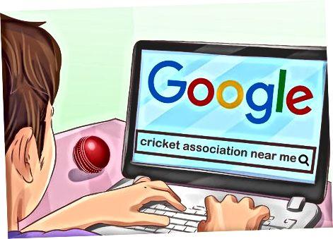 Kriket uyushmasiga a'zo bo'lish