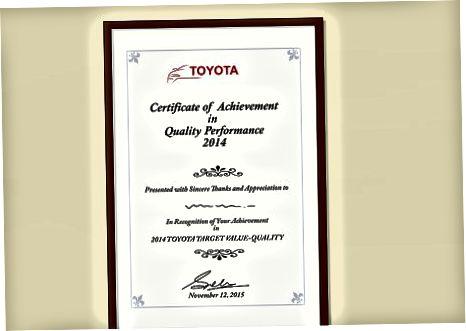 Litsenziyalash va sertifikat olish