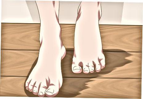 Utvrđivanje da li imate model stopala stopala