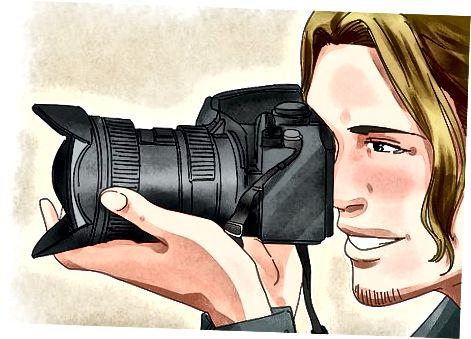Professional fotosuratlarni olish