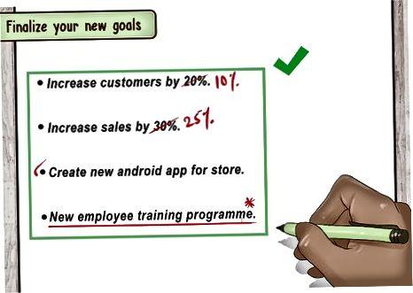 Postavljanje novih profesionalnih ciljeva