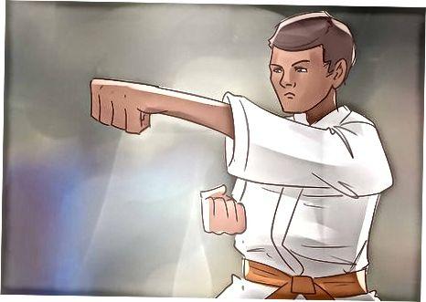 Karate bo'yicha mahorat darslari