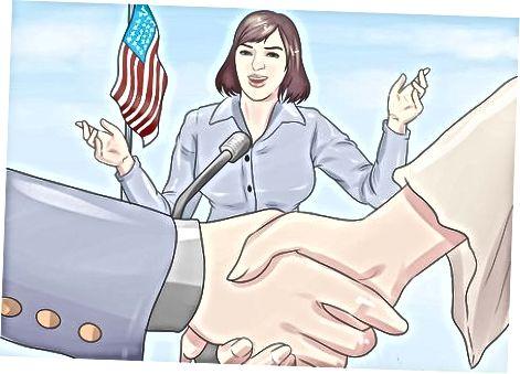 Rad na putu prema ambasadorskom postu